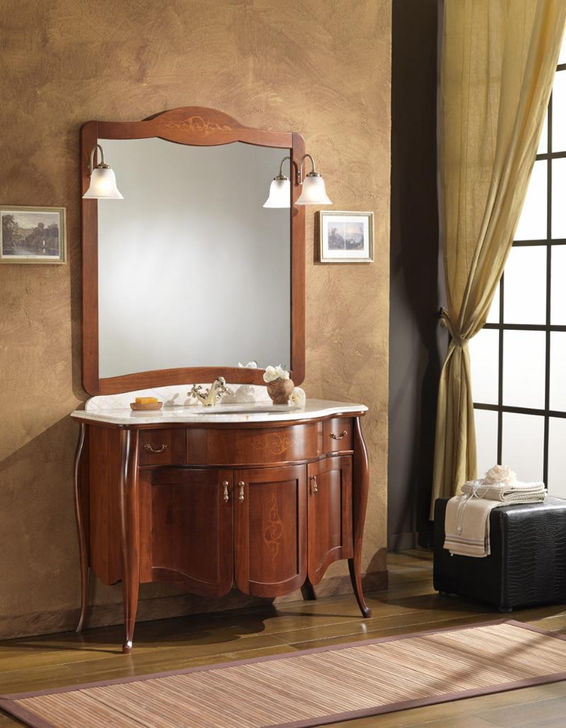 Mobile bagno classico charme 1 for Mobili bagni classici