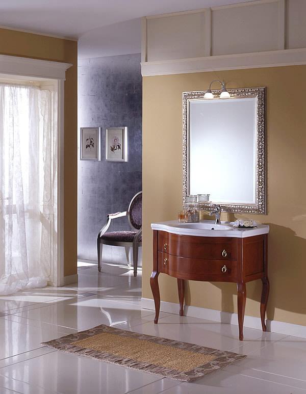 Arredo bagno classico forever consolle - Arredo bagno classico elegante prezzi ...