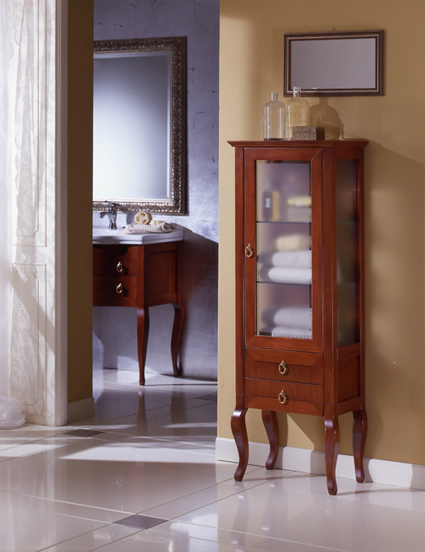 Mobili bagno classici offerte amazing bagno classico in for Mobilia mobili bagno