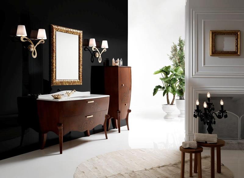 Mobile bagno classico margot 5 - Mobile da bagno classico ...
