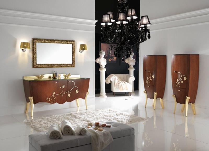 Mobile bagno classico margot 9 - Mobile da bagno classico ...