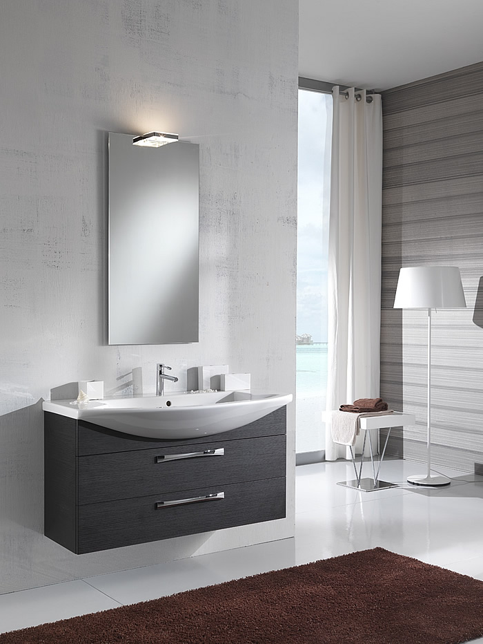 Mobili bagno moderno wind 1 for Immagini mobili moderni