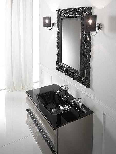 Mobili bagno moderno for Immagini di arredo bagno