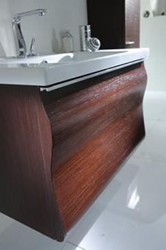 Realizzazione bagno moderno - Asciugatrice colori diversi ...