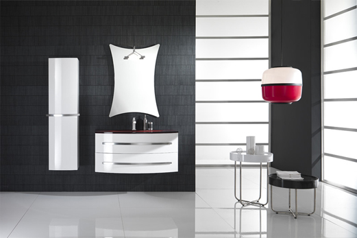 Mobili bagno moderno for Piccoli mobili da bagno