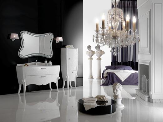 Mobili bagno classico ed arredamento per il tuo bagno in - Arredamento bagno classico ...