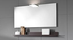 i diversi mobili da bagno sono caratterizzati da linee molto armoniche e rilassanti studiati per far risaltare i dettagli con una scelta di materiali di