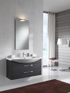 Realizzazione bagno moderno for Foto arredo bagno moderno