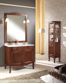 Il ducato arredamento bagno e mobili bagno produzione for Mobili lussuosi