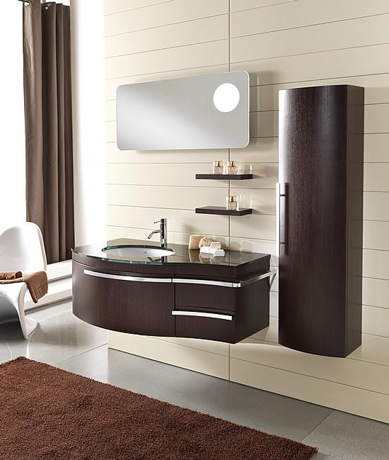 Design bagno moderno Romantic